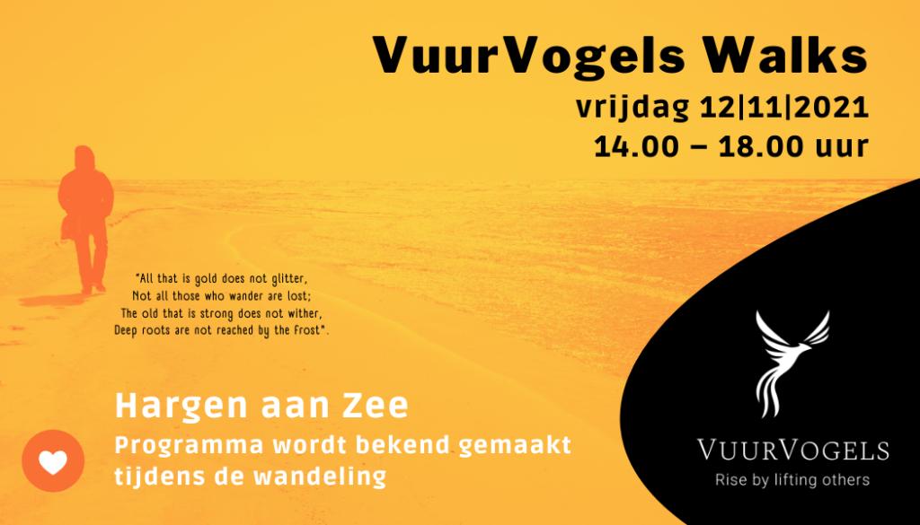VuurVogels Walks